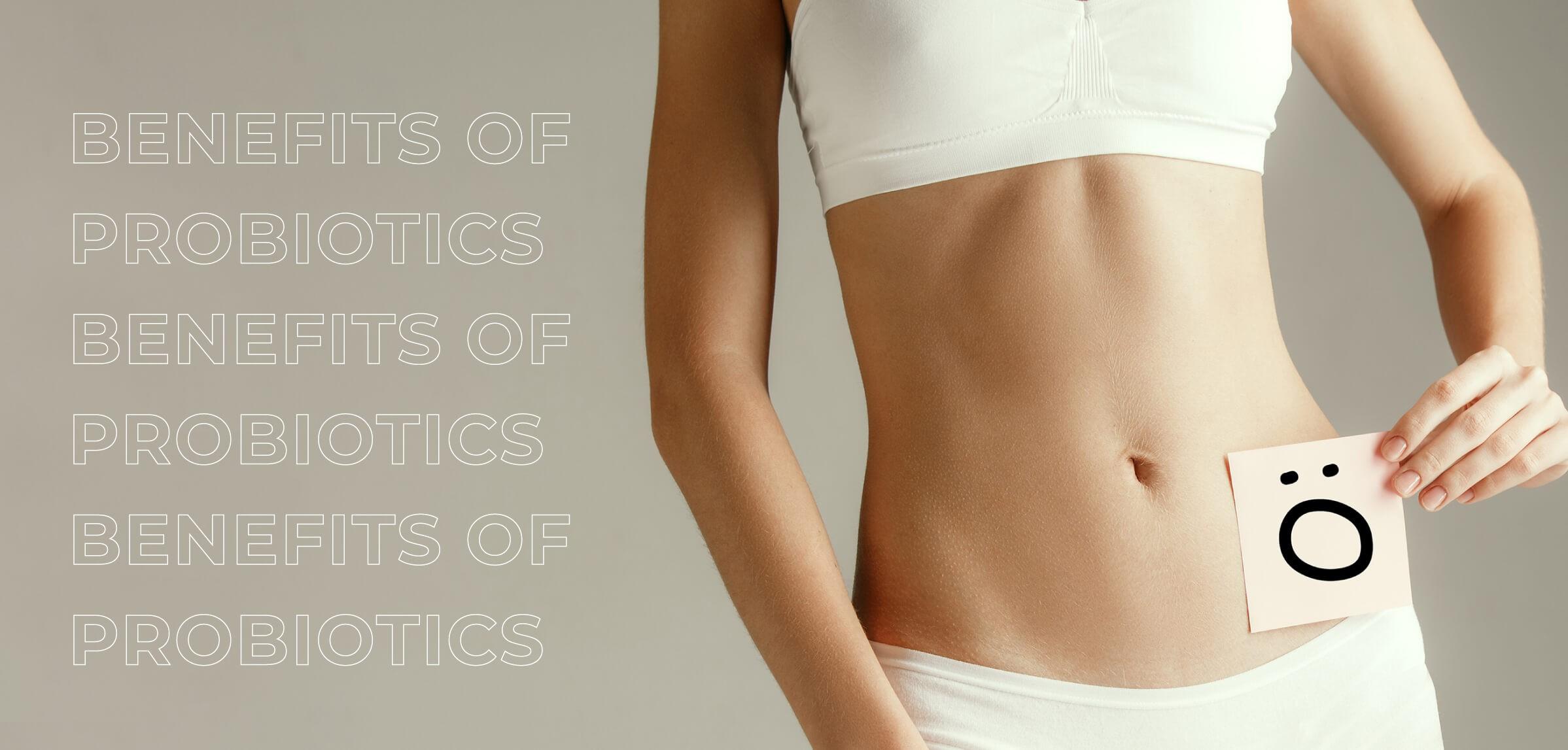 1分鐘看懂益生菌好處!益生菌有副作用?益生菌真的可以減肥?