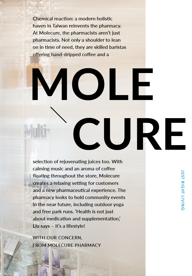 MOLECURE PHARMACY