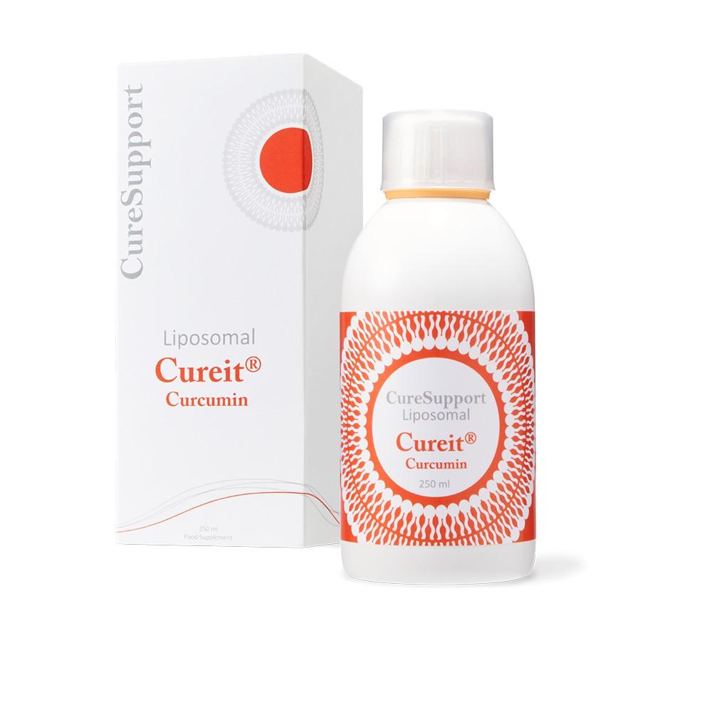 CureSupport  微脂體薑黃素複方