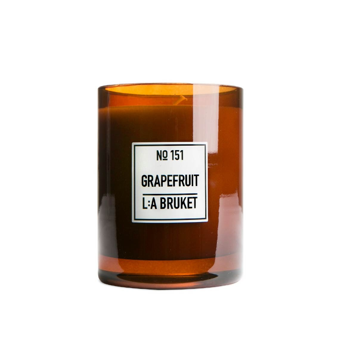 L:A BRUKET 151 葡萄柚香氛蠟燭 260g