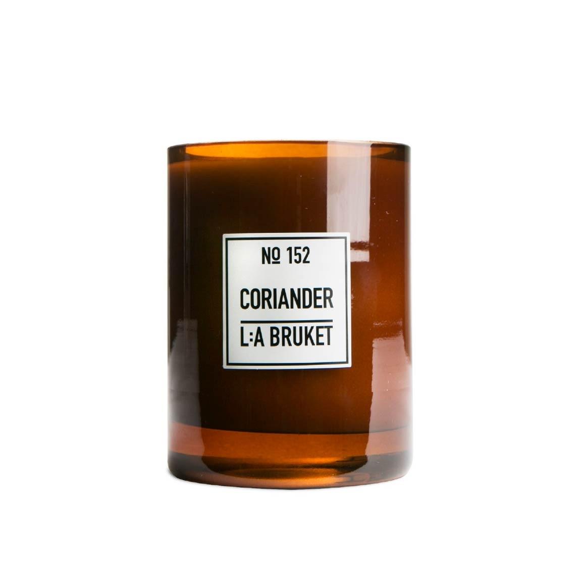 L:A BRUKET 152 芫荽葉香氛蠟燭 260g