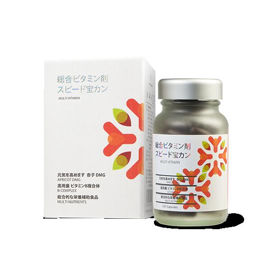 日本 OMIYA  綜合營養 速寶康