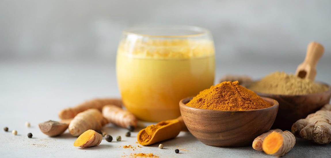 薑黃好處多,薑黃的功能和薑黃作用一次說給你聽!